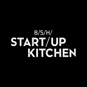 BSH Startup Kitchen Logo Black
