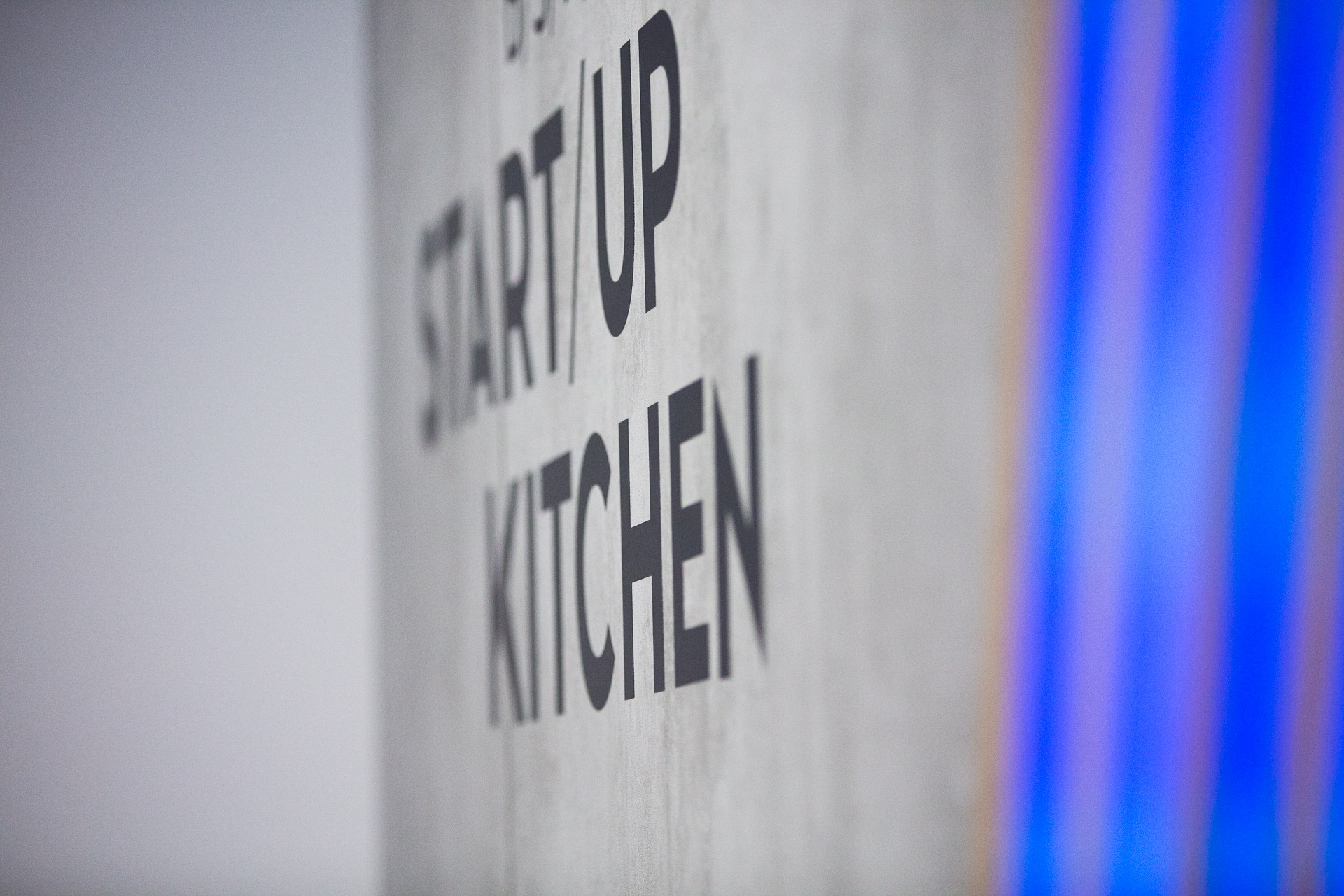 BSH Startup Kitchen Wall Sideview