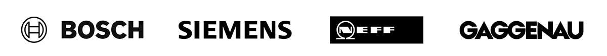 Siemens Bosch NEFF Gaggenau